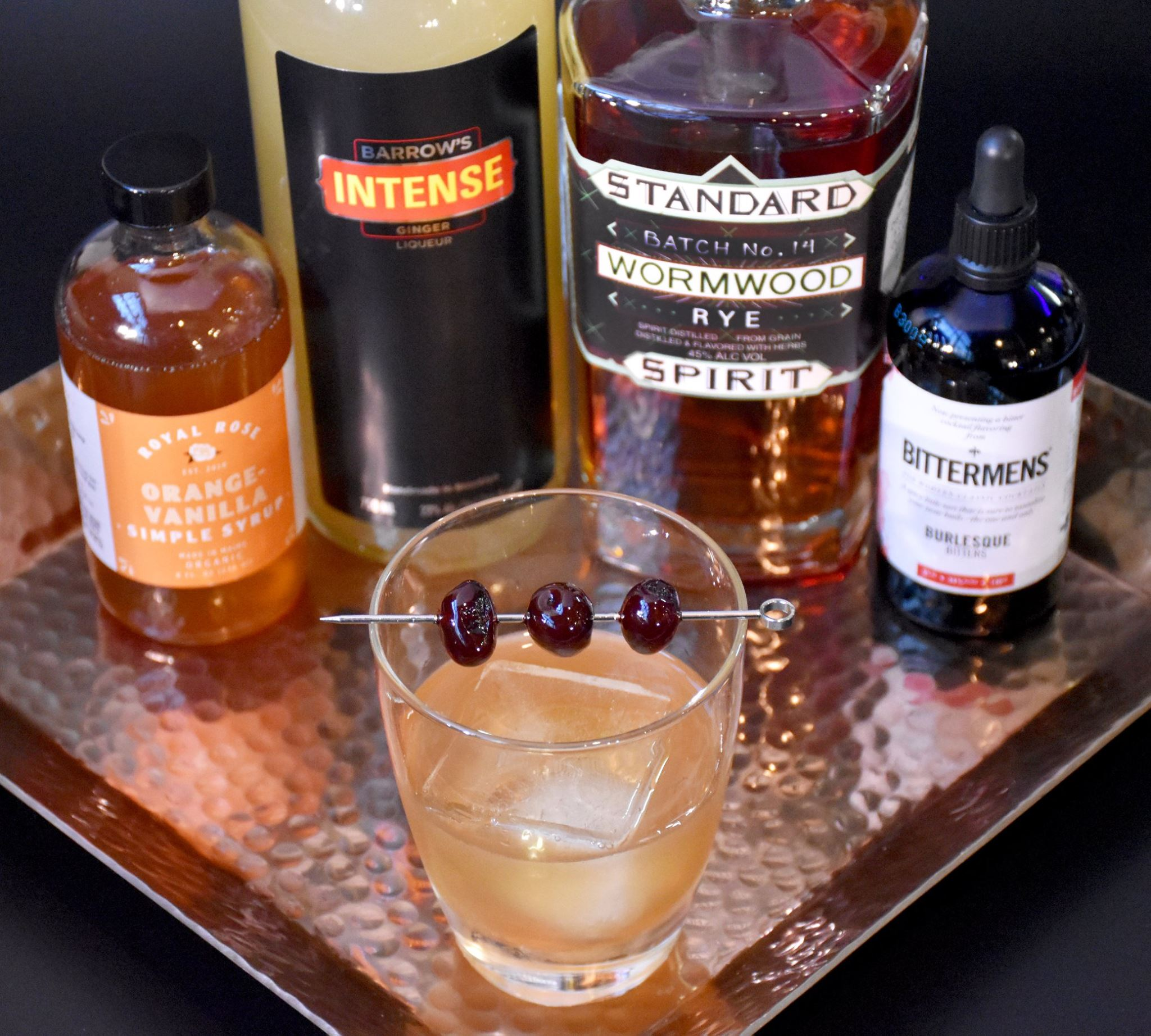 Artemisia Old Fashioned