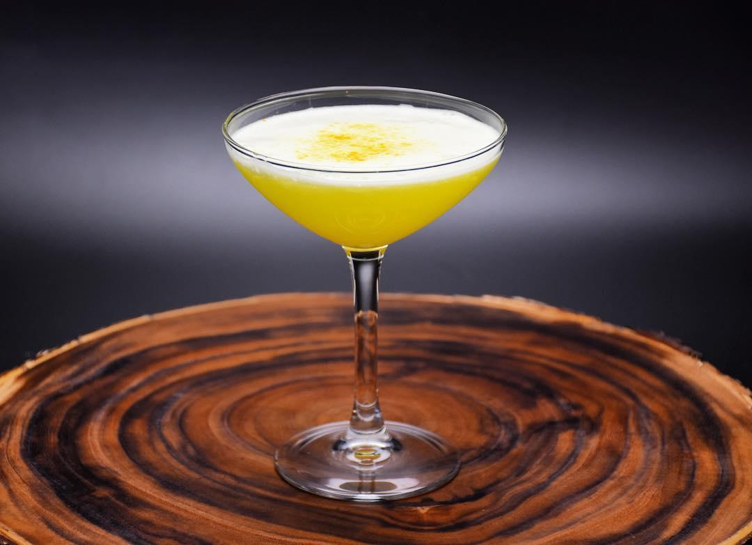 Ginger Turmeric Sour