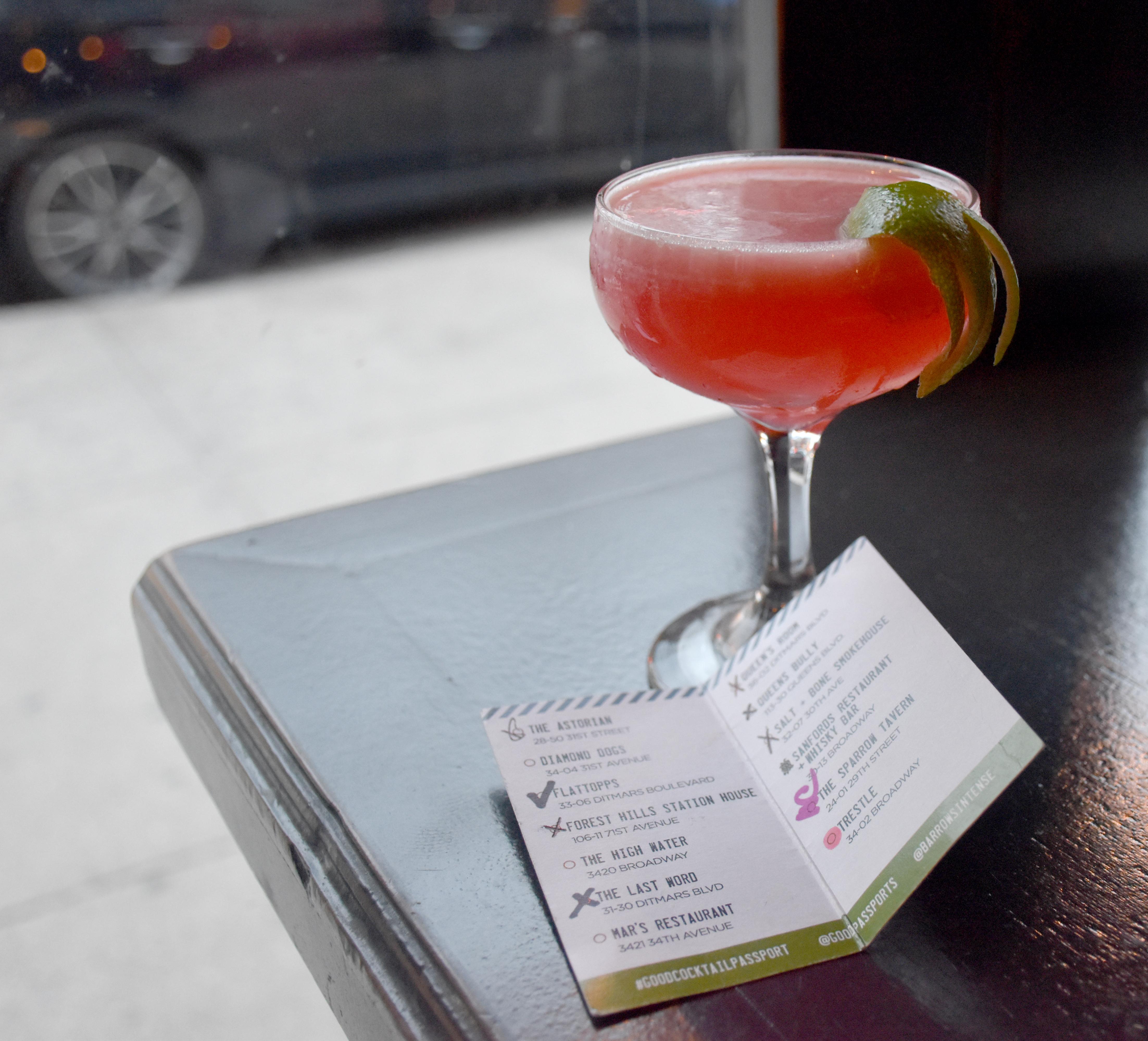 Raspberry Mule-tini
