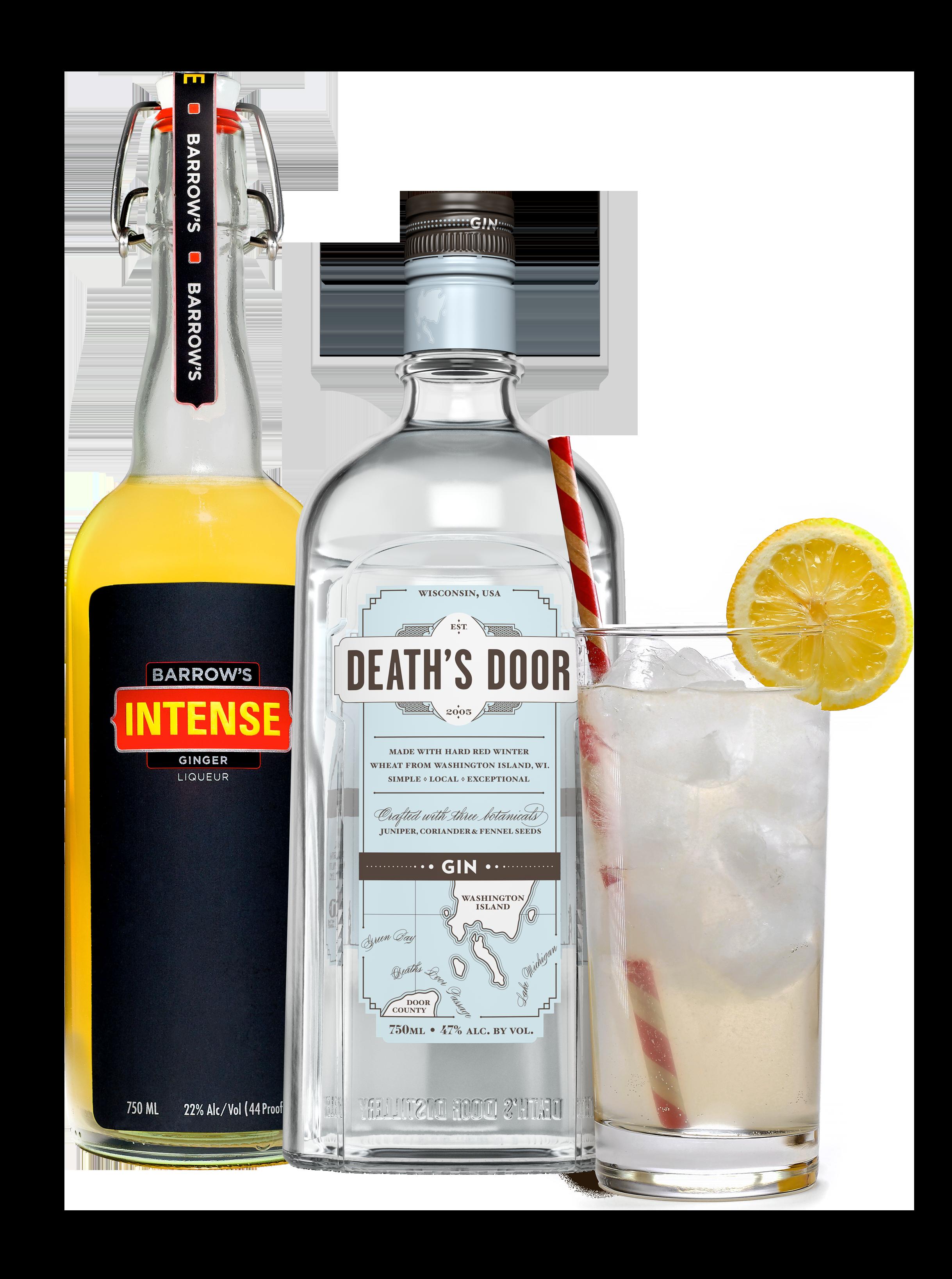 Intense Gin Lemonade