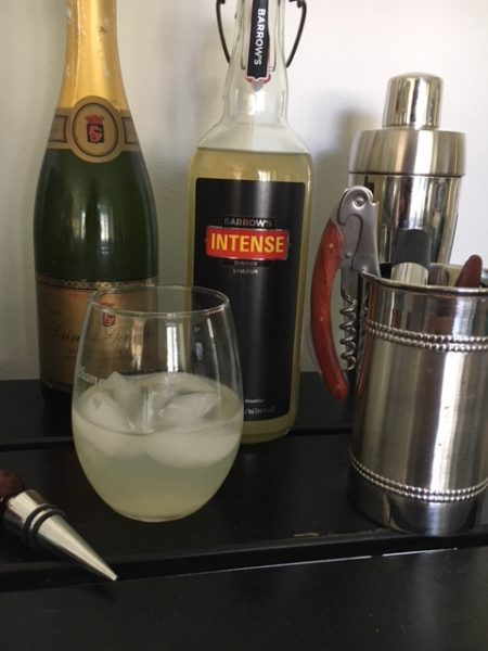 Intense French Ginger Ale