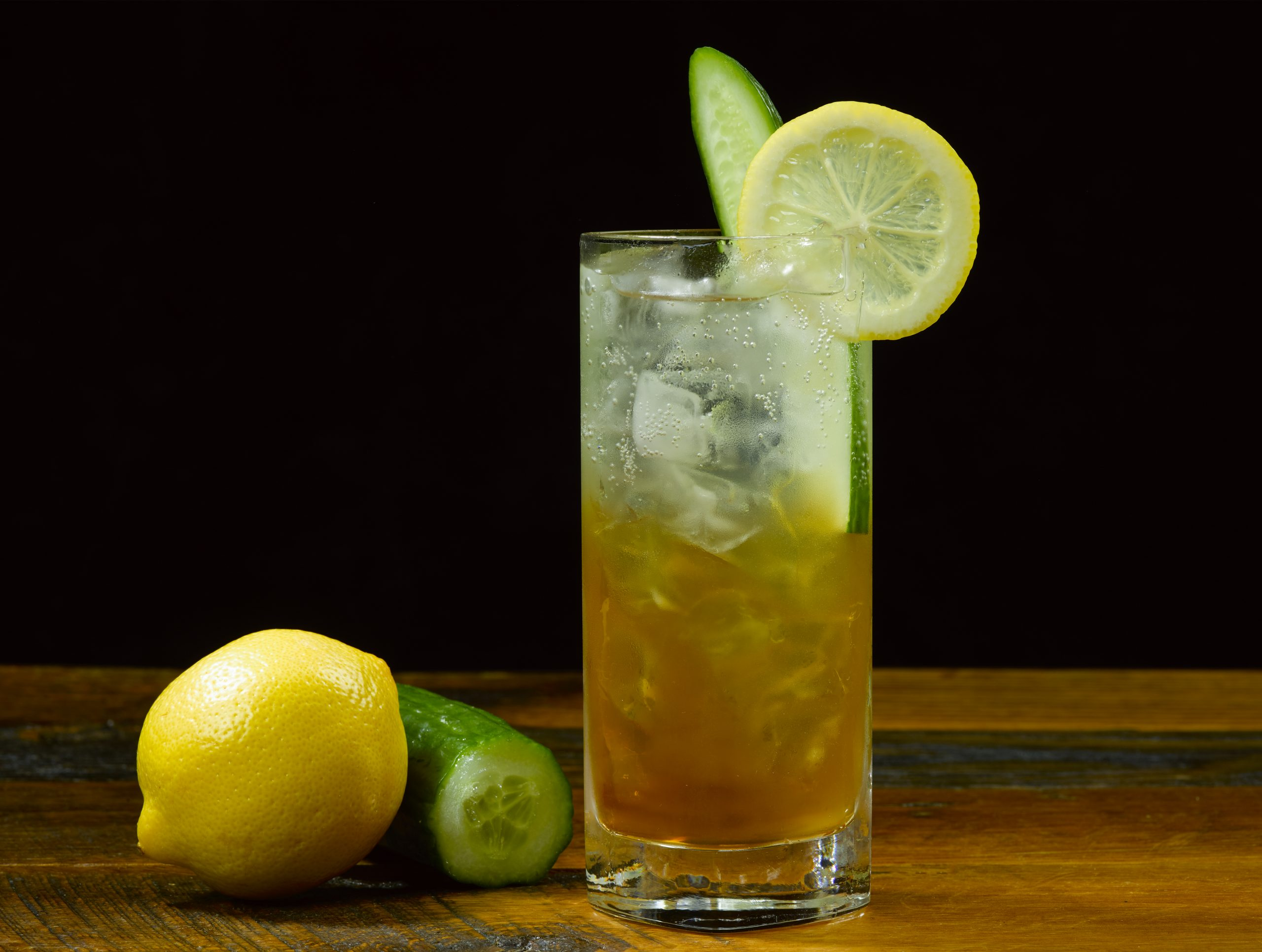 Intense Pimm's Cup