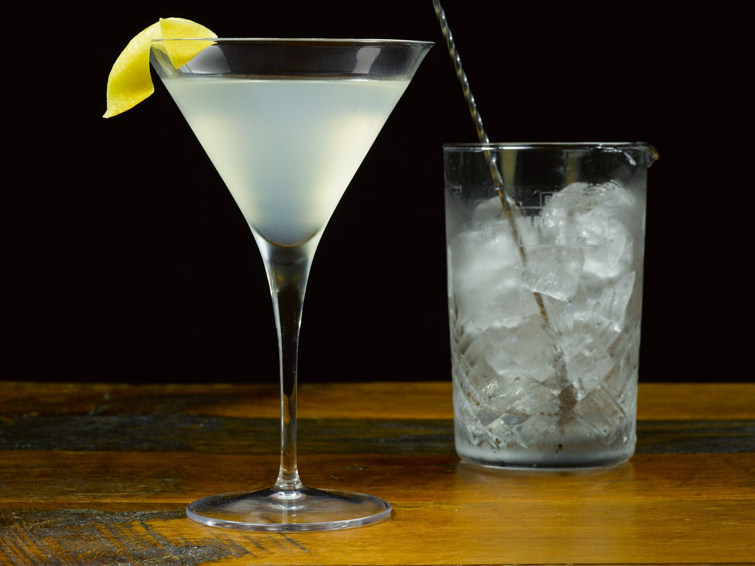 Intense Martini
